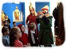 Mittelalter-Erlebnisführung im LVR-LandesMuseum
