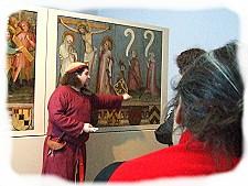 Mittelalter-Erlebnisführung im LVR-LandesMuseum Bonn