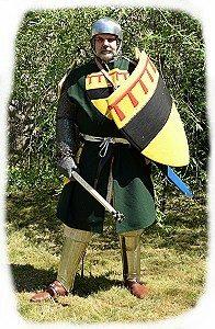 Friedrich von Moers - ein Ritter, wie er im Buche steht