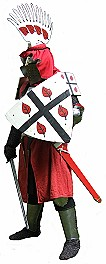 Ein Ritter um 1300
