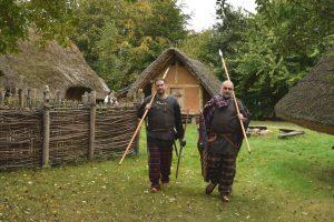 Die Kelten haben sich schon einmal auf den Weg gemacht.